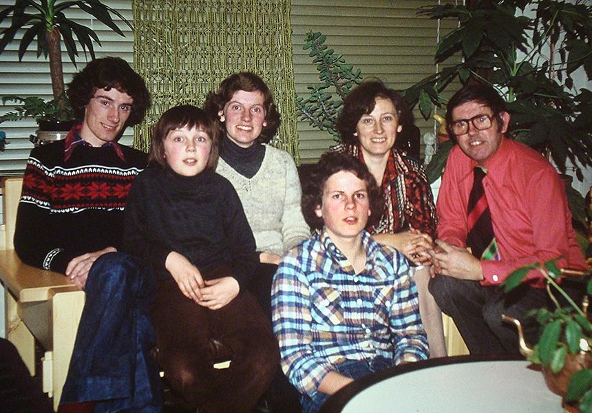 Familie 1974